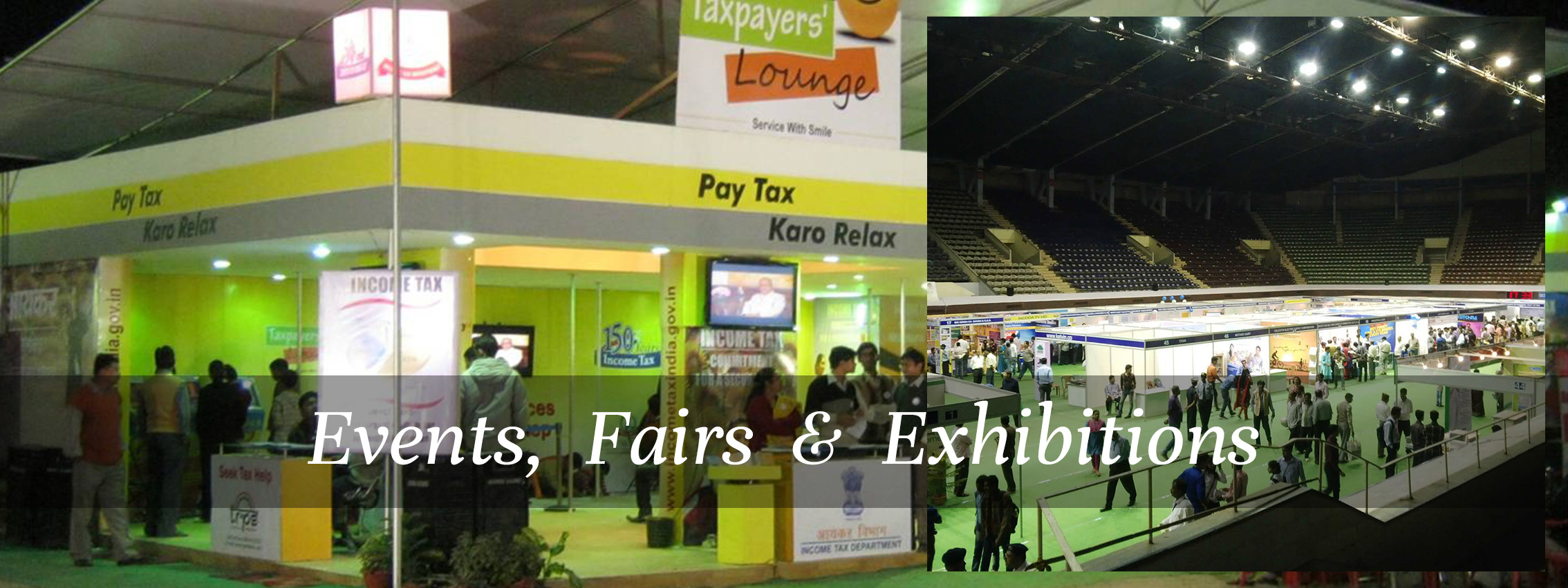 Events, Fairs & Exhibitions